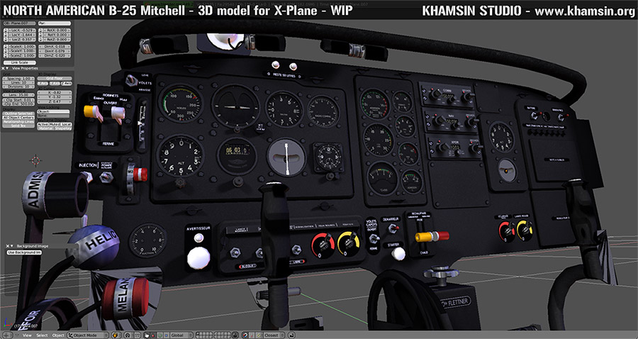 Max-Holste MH-1521 Broussard for X-Plane