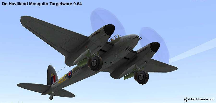 De Havilland Mosquito FB6