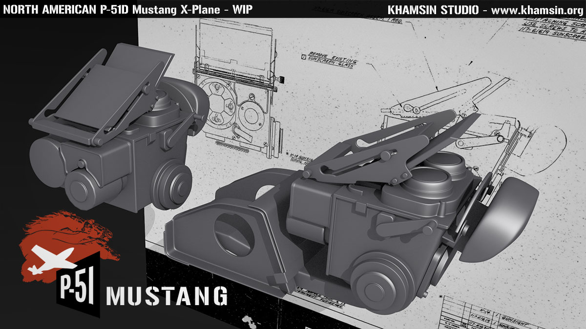 P51 Mustang Khamsin Planes And Scenes X Plane Org Forum